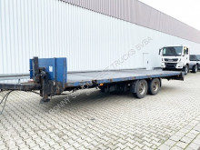 EAL-TA-P EAL-TA-P/ 20 Fuß Container trailer used flatbed