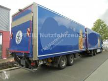 przyczepa nc Wüllhorst Kühlanhänger Durchlade-Doppelstock-LBW