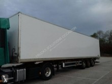 Samro plywood box trailer