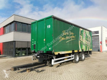 Orten Schröder / Ladebordwand / DRINK TRANSPORT trailer