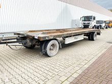 Fliegl ZPS 200 ZPS 200 Kombianhänger für Abroll-/Absetzcontainer used other trailers