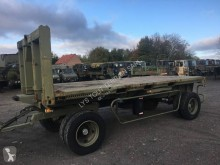 Lohr trailer used flatbed