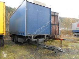 Sommer tarp trailer ZP 18/Zentralachshänger/Ladebord