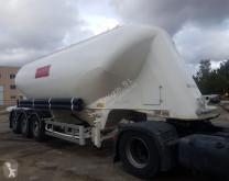 Spitzer EUROVRAC SF34PI trailer