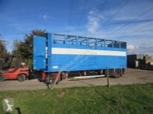 прицеп скотовоз для перевозки крупного рогатого скота Trailor