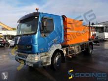 DAF powder tanker trailer LF 55250 AVEC ROSCO PATCHER