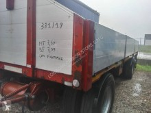 Adige 25R11CVP / 7.5 trailer used dropside flatbed
