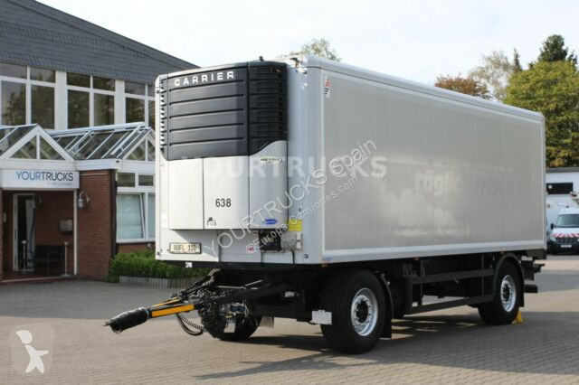 Voir les photos Remorque Ackermann Carrier Maxima 1000/ Strom/ Rolltor/ LBW