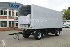 Rohr Carrier Maxima 1000/Strom/Rolltor/LBW/BPW trailer used refrigerated