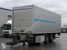 Rohr RZK/18 TK*Carrier Supra*Tandem*Durchladensystem* trailer used refrigerated