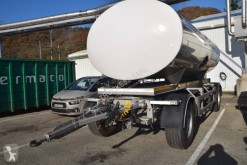Louault trailer used food tanker