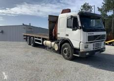 Volvo FM12 trailer