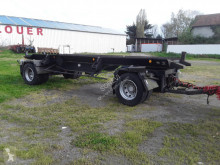 Diebolt PORTE CAISSON BENNE used other trailers