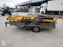 Moiroud ECO350 A trailer used tipper