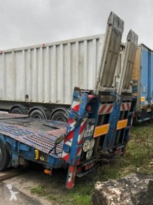 Verem trailer used heavy equipment transport