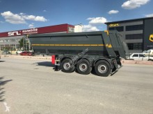remorque Emirsan NEW U TYPE HARDOX TIPPER TRAILER