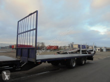 Burg BPM 00-20 ORNXX trailer used flatbed