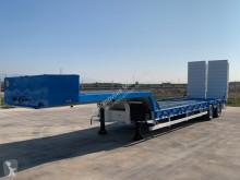naczepa do transportu sprzętów ciężkich Verem