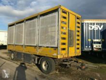 Kögel livestock trailer
