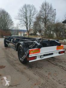 Schmitz Cargobull AWF 18/L-20 NEUWERTIG!! 15 Stück !! TÜV NEU!! Anhänger gebrauchter Fahrgestell