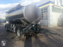 Nc JANSKY Milch Lebensm. Anh. isoliert NEU!Pumpe trailer used tanker