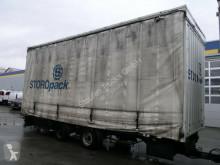 reboque Dinkel BDF Volumen Jumbo Tandem TÜV 5/18 7.190 kg NL!