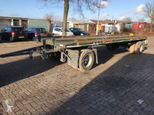 MULTILIFT MLB 20 STEEL SUSPENSION trailer used flatbed