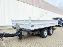 Heavy equipment transport trailer T-Tip 180 T-Tip 180 mit Auffahrrampen