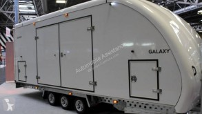 Aanhanger autotransporter Woodford trailers Galaxy Ultra-Lite
