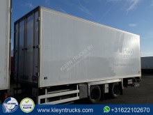 Chereau FRIGOBLOCK LIFT front doors trailer used mono temperature refrigerated