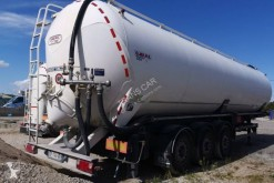 Omep powder tanker trailer