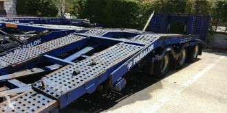Montenegro car carrier trailer