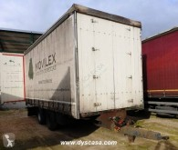 Leciñena trailer used tarp