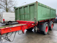 Kel-Berg 2AS trailer used flatbed