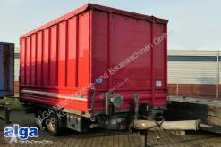Remorque benne Humbaur HTK, 5,0mtr. lang, Chassis verzinkt, 27m³ Inhalt