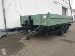 Flatbed trailer ETN 65 Obermeier ETN 65 Tandempritsche