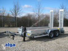 Humbaur HS 105020, Tandem, 12to., 5,0mtr lang, Rampen trailer new heavy equipment transport