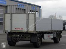 remorque Hangler Hangler 2 PEL 18*Baustoff*SAF Achsen*2 Achsen*