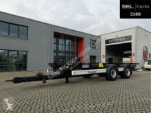 remorque Krone ZZ / SAF Achsen / German
