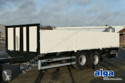 Fellechner MB21-N18, Tandem, 7,32mtr. lang, Luft trailer used dropside flatbed