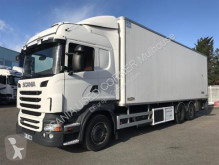 reboque frigorífico Scania