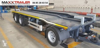Lecitrailer hook arm system trailer