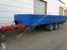 Hoffmann LPR 10.5 T LPR 10.5 T, Tandempritschenanhänger trailer