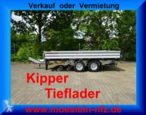 remorque Möslein Tandem Kipper Tieflader-- Neufahrzeug --