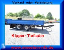 přívěs Müller-Mitteltal 13,5 t Tandemkipper- Tieflader