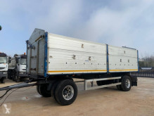 Tipper trailer Paganini 750