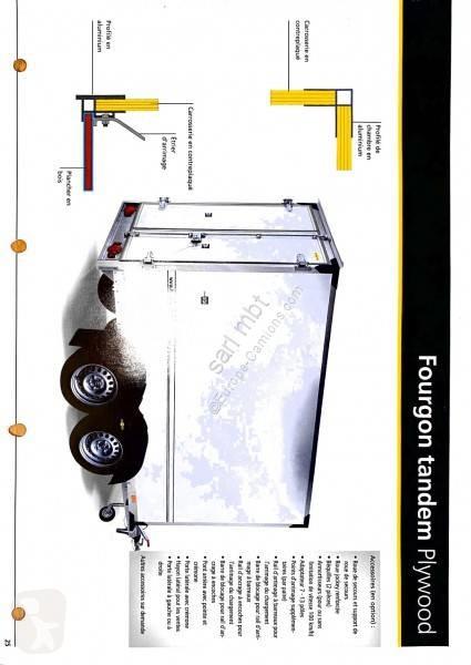 Voir les photos Remorque Humbaur HK 203015-18P