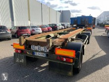 Pomiers hook arm system trailer