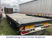 H&W,offene Pritsche,98 cm ideal für Highcube trailer used heavy equipment transport