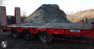 Verem heavy equipment transport trailer